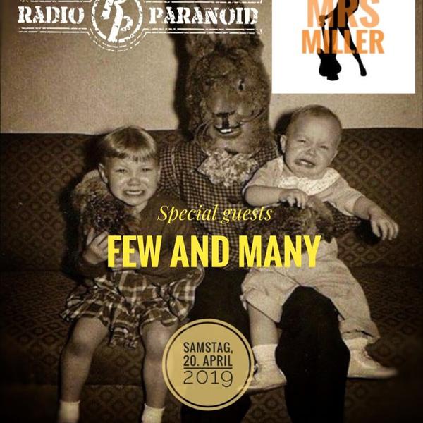 Vielen Dank Radio Paranoid